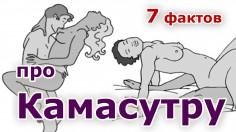 7 фактов про Камасутру